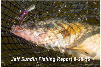 Fishing report minnesota fish news mn leech winnibigoshish for Bowstring fishing report