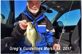image links to ice fishing report