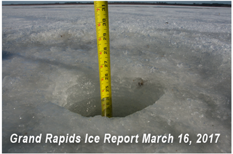 image links to ice conditions report
