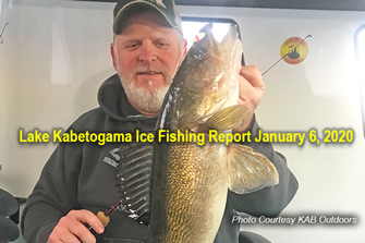 image links to KAB Outdoors fishing report