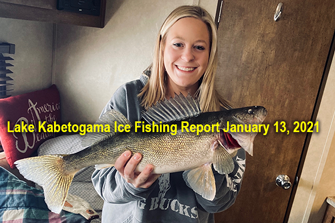 image links to kabetogama fishing report