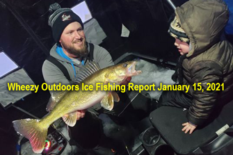 image links to wheezy outdoors ice fishing report